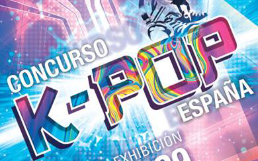 K-POP Competition in Spain 2019