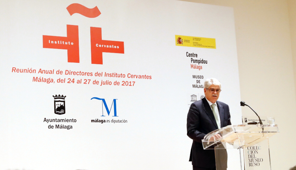 Cervantes Institute to open hubs in Switzerland, Senegal and South Korea